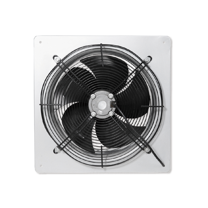 Square Frame AC External Rotor Axial Fan