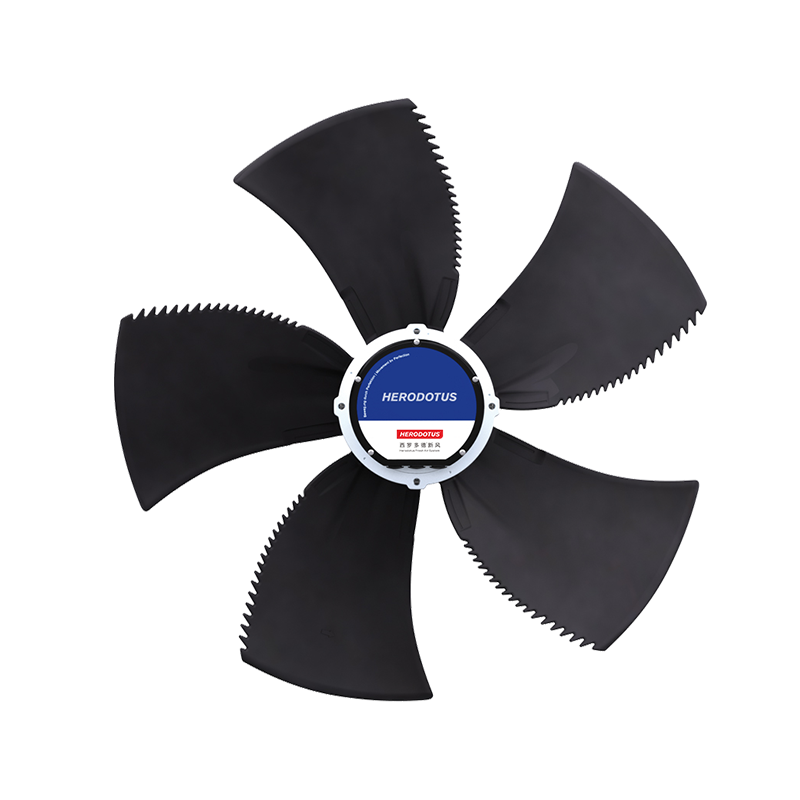 EC External Rotor Axial Fan