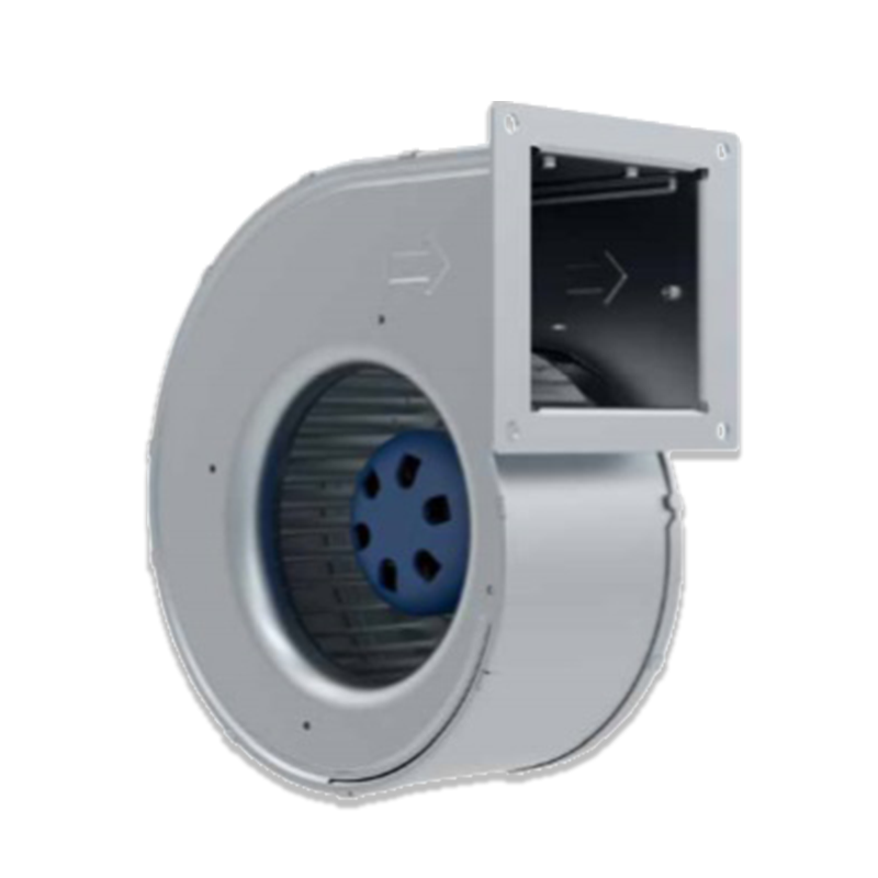 EC Brushless External Rotor Forward Curved Centrifugal Fan with Single Inlet