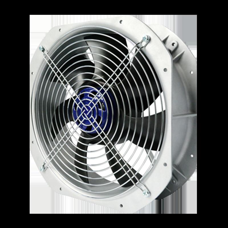 Aluminum Frame EC External Rotor Axial Fan